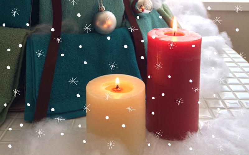 クリスマスに向けて・・・★