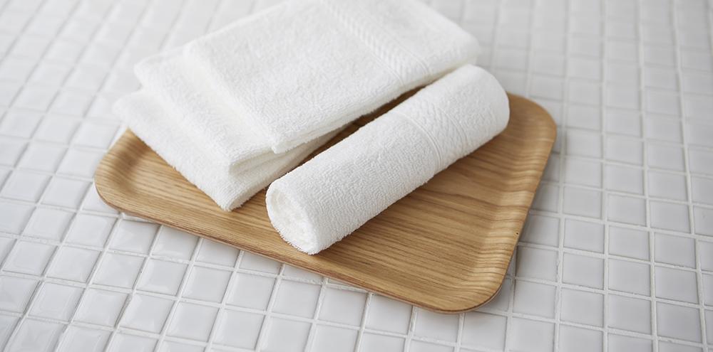 タオルを冷凍するだけ!保冷剤に大変身!