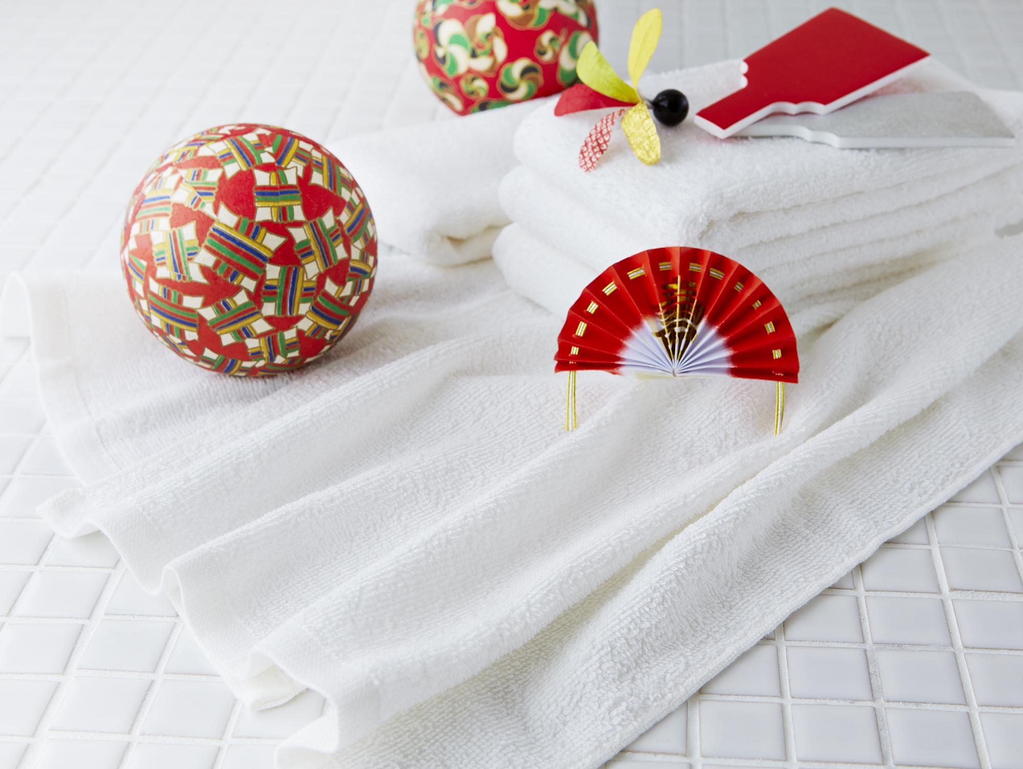 謹賀新年★心機一転!新しいタオルの選び方★