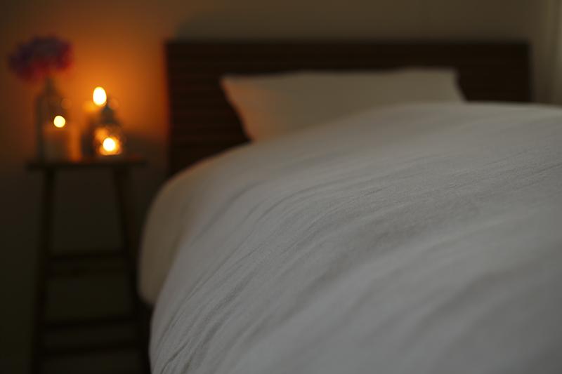 快適な睡眠で健康になれる!